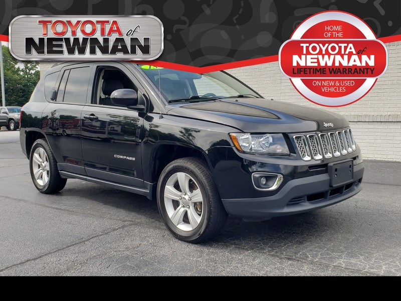 Pre-Owned 2015 JEEP COMPASS 4WD 4DR HIGH ALTITUDE EDITION
