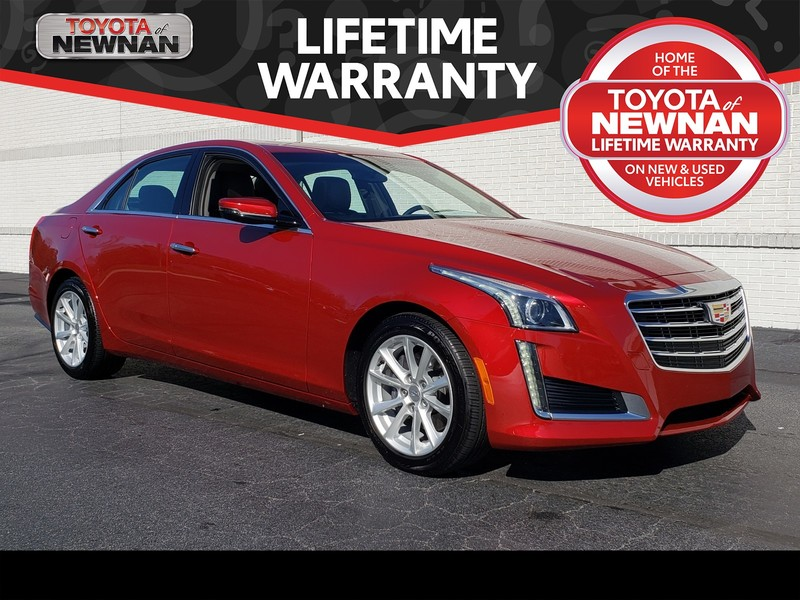 Pre-Owned 2019 CADILLAC CTS SEDAN 4DR SDN 2.0L TURBO RWD
