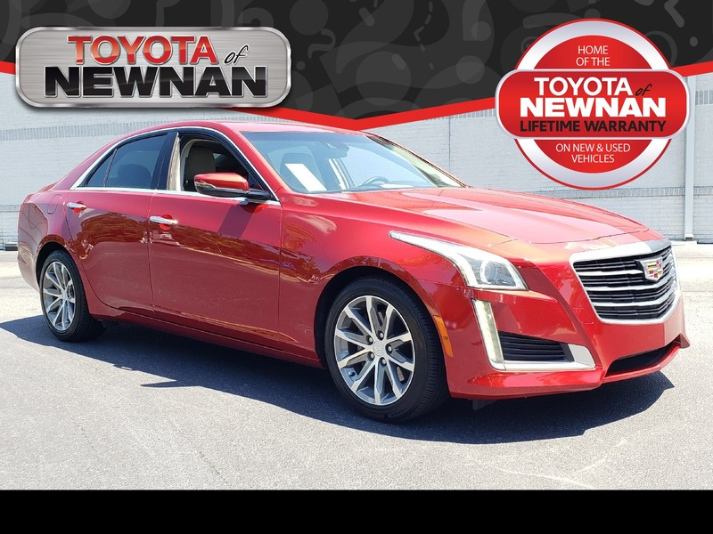 Pre-Owned 2016 CADILLAC CTS SEDAN 4DR SDN 2.0L TURBO LUX RWD