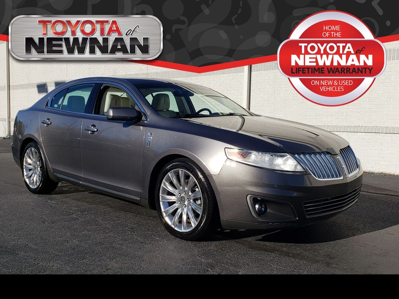 Pre-Owned 2011 LINCOLN MKS 4DR SDN 3.7L FWD