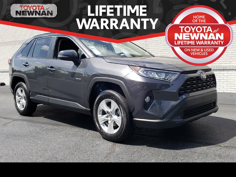 Pre-Owned 2019 TOYOTA RAV4 XLE FWD