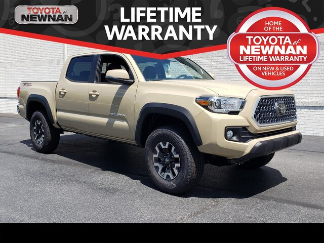 New 2019 Toyota Tacoma TRD Off Road V6 Double Cab