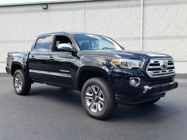 New 2019 Toyota Tacoma Limited V6