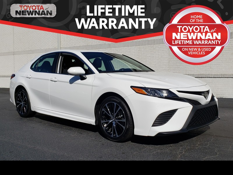 Pre-Owned 2019 TOYOTA CAMRY AUTO