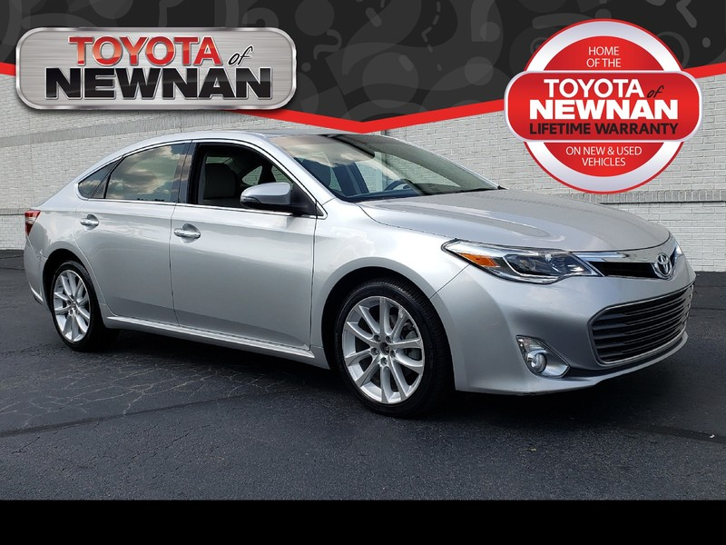 Pre-Owned 2013 TOYOTA AVALON 4DR SDN XLE