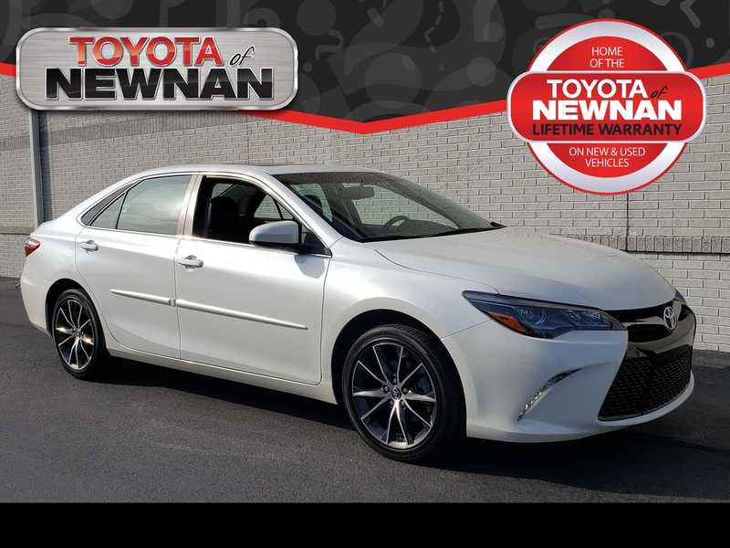 Pre-Owned 2016 TOYOTA CAMRY 4DR SDN V6 AUTO XSE