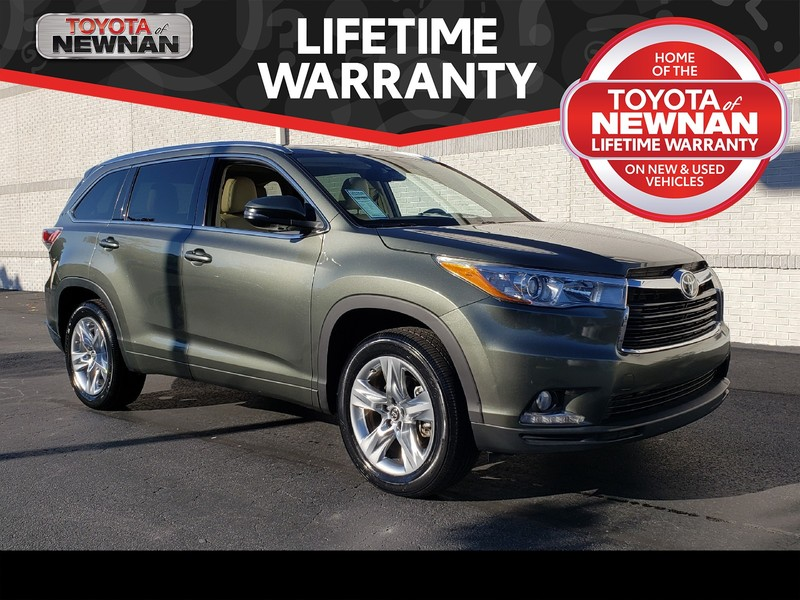Pre-Owned 2016 TOYOTA HIGHLANDER FWD 4DR V6 LIMITED