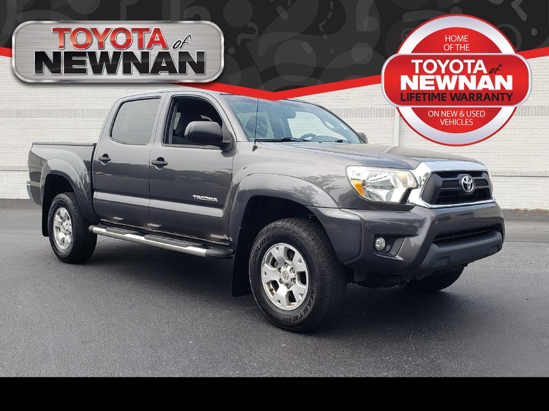 Pre-Owned 2012 TOYOTA TACOMA 2WD DOUBLE CAB V6 AT PRERUNNER