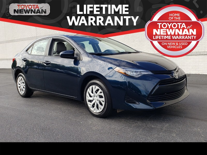 Pre-Owned 2019 TOYOTA COROLLA (NATL)
