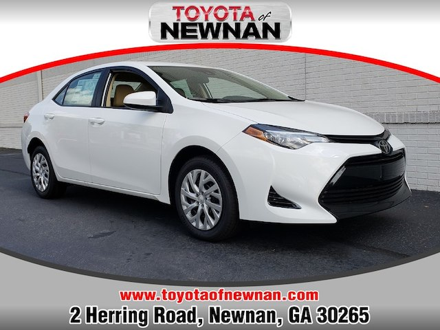 New Vehicle Specials. New 2019 Toyota Corolla LE FWD Sedan