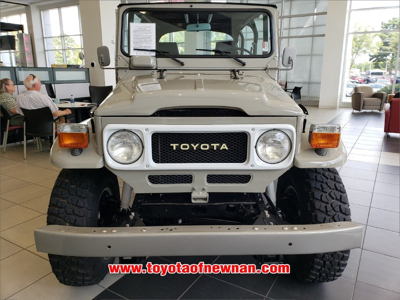 Pre-Owned 1980 TOYOTA LAND CRUISER