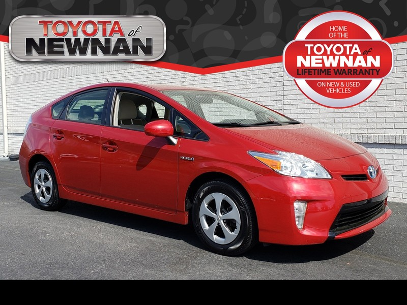 Pre-Owned 2013 TOYOTA PRIUS 5DR HB THREE