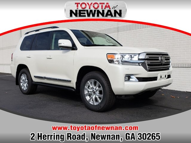 New 2019 Toyota Land Cruiser V8 Suv In Newnan 23843 Toyota Of Newnan