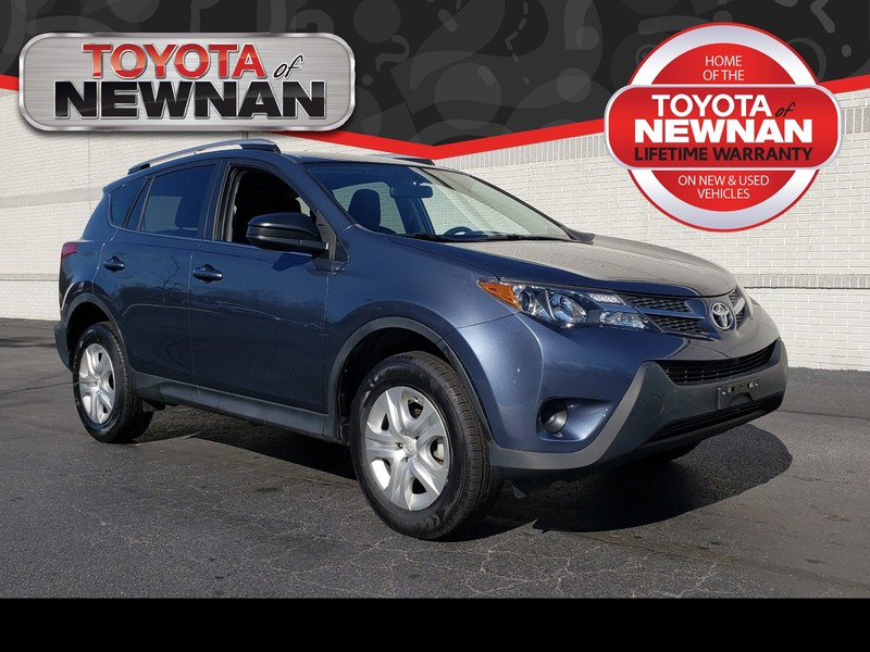 Pre-Owned 2014 TOYOTA RAV4 FWD 4DR LE