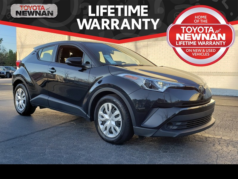 Pre-Owned 2019 TOYOTA C-HR FWD