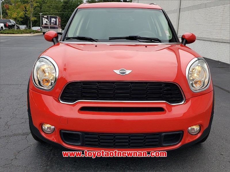 Pre-Owned 2012 MINI COOPER COUNTRYMAN AWD 4DR S ALL4