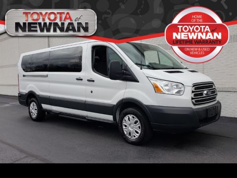 Pre-Owned 2017 FORD TRANSIT WAGON