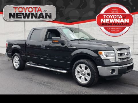 Pre-Owned 2014 FORD F-150 2WD SUPERCREW 145