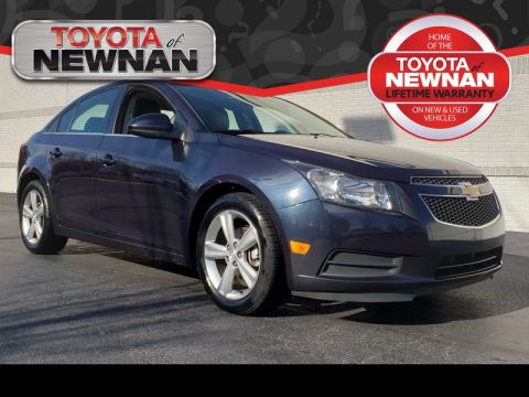 Pre-Owned 2014 CHEVROLET CRUZE 4DR SDN AUTO 2LT