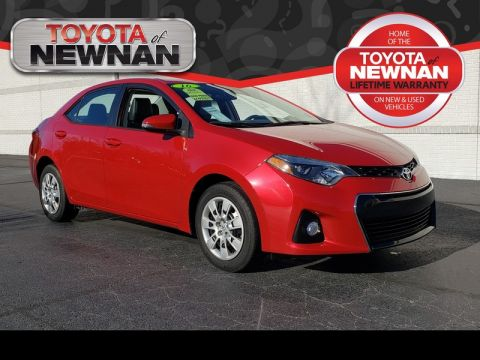 Pre-Owned 2016 TOYOTA COROLLA 4DR SDN