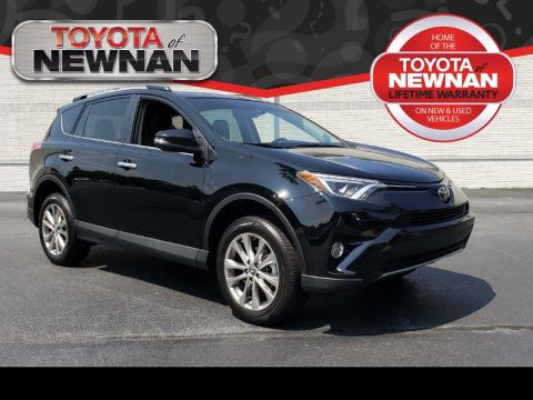 Pre-Owned 2017 TOYOTA RAV4 LIMITED FWD