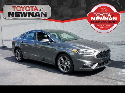 Pre-Owned 2017 FORD FUSION SPORT AWD