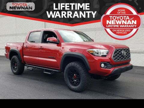 New 2020 Toyota Tacoma TRD Off Road V6 Double Cab