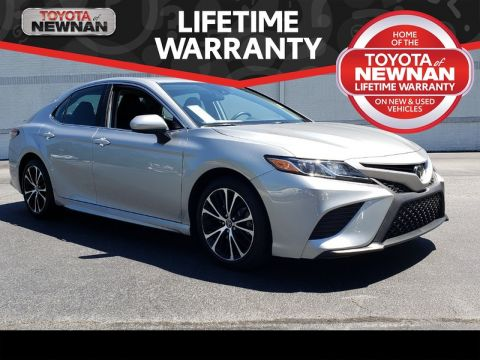 Pre-Owned 2019 TOYOTA CAMRY SE AUTO