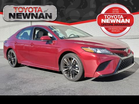 Pre-Owned 2018 TOYOTA CAMRY XSE AUTO