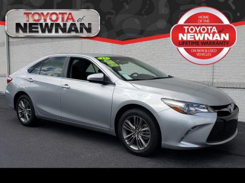 Pre Owned 2017 Toyota Camry Se Auto