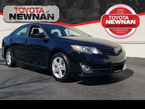 Pre-Owned 2012 TOYOTA CAMRY 4DR SDN I4 AUTO