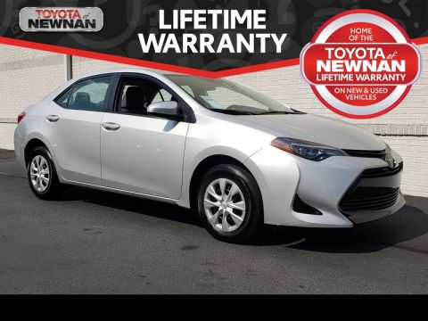 Pre-Owned 2019 TOYOTA COROLLA L CVT