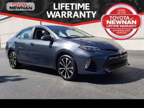 Pre-Owned 2019 TOYOTA COROLLA XLE CVT