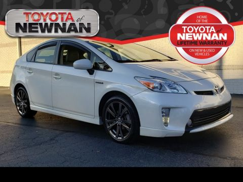Pre-Owned 2013 TOYOTA PRIUS 5DR HB