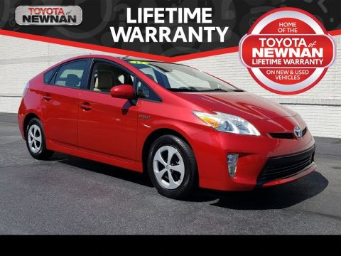 Pre-Owned 2013 TOYOTA PRIUS 5DR HB ONE