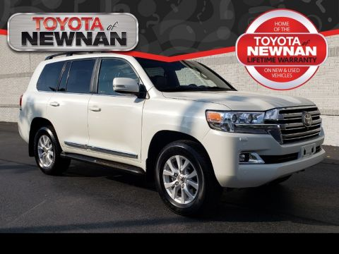 Pre-Owned 2017 TOYOTA LAND CRUISER 4WD