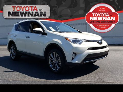 Pre-Owned 2018 TOYOTA RAV4 LIMITED FWD