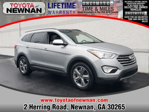 Pre-Owned 2015 HYUNDAI SANTA FE FWD 4DR LIMITED
