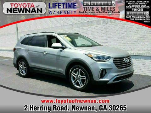 Pre-Owned 2017 HYUNDAI SANTA FE SE ULTIMATE 3.3L AUTO